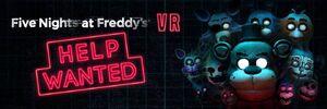 FNaF VR - Banner
