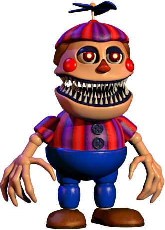 nightmare balloon boy