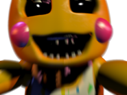 Toy chica jumpscare 11