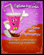 Fiztime PopSoda Poster