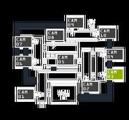 FNaF3 - Mapa (CAM 03)