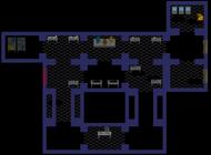 Mapa FNAF Minijuego FNaF 3