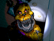 Fredbear lefthall close brightened