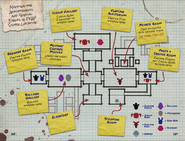 Mapa - FNaF SL (The Freddy Files)