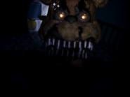 Nightmare freddy drugi jumpscare 23