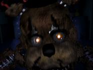 Nightmare freddy pierwszy jumpscare 17