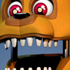 FNaFWorld - Adventure Nightmare Fredbear (Icono)