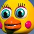 FNaFWorld - Adventure Toy Chica (Icono)