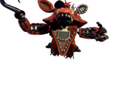 Withered foxy jumpscare 9