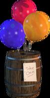 Balloon Barrel - Catálogo (FFPS)
