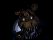 Nightmare freddy drugi jumpscare 14
