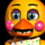 FNaF2 - Toy Chica Icono
