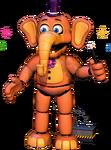 FFPS Orville Elephant Model