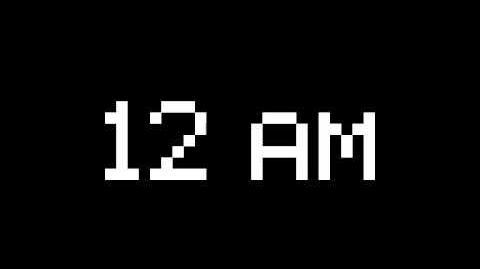 FNaF Clock (Mobile)