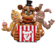 FNaF AR - Funtime Package