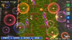 Pinwheel Circus 3D