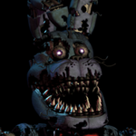 NightmareBonnie Ico
