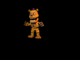 Adventure Nightmare Fredbear