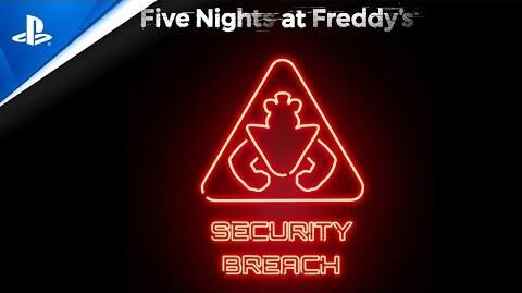 Five Nights At Freddy's Security Breach - Teaser Trailer PS5