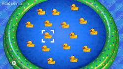 Duck Pond (Minijuego) - Captura de pantalla (FFPS)