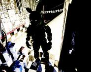 FNaF3 - CAM 08 (Springtrap 2 - Luz encendida, Iluminado)