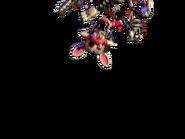 Mangle jumpscare 7