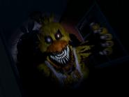Nightmare chica jumpscare 2
