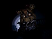 Nightmare freddy drugi jumpscare 16