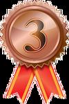 Medalla bronce 3