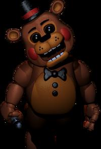 FNaF2 - Toy Freddy (Textura)