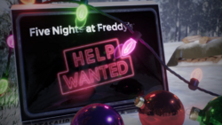 Five Nights at Freddy's Non-VR - Help Wanted