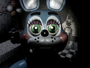 FNaF 2 - Party Room 4 (Toy Bonnie)