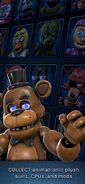 FNaF AR - AppStore (Preview 4)