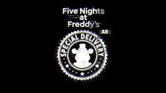 FNaF AR Special Delivery - Official Annoucement Trailer