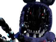 Withered bonnie jumpscare 12