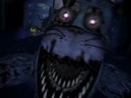Nightmare bonnie drugi jumpscare 26