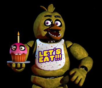Chica | Five Nights at Freddy's Wiki | FANDOM powered by Wikia