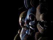 FNaF2 - Freddy (Menú)