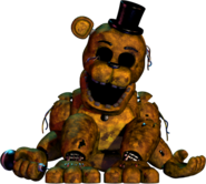 Golden Freddy UCN Office