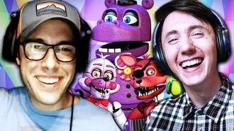 The FNaF Show Season 2 - Episode 1 ft. Joe Gaudet (Mr. Hippo, Funtime Foxy, Rockstar Foxy)