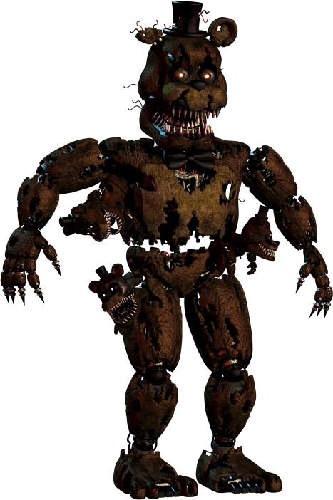 Character Design Nait : Nightmare freddy five nights at s wiki fandom