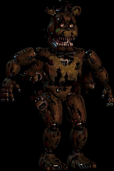 Nightmare Freddy | Five Nights at Freddy's Wiki | FANDOM ...