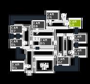 FNaF3 - Mapa (CAM 10)