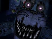 Nightmare bonnie drugi jumpscare 24