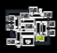 FNaF3 - Mapa (CAM 02)