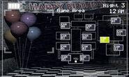FNaF 2 (Móvil) - Game Area (Izquierda, luz apagada)