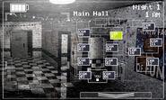 FNaF 2 (Móvil) - Main Hall (Derecha)