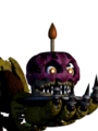 Nightmare Cupcake Icon