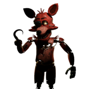 Foxy-AR