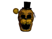 Withered golden freddy jumpscare 7